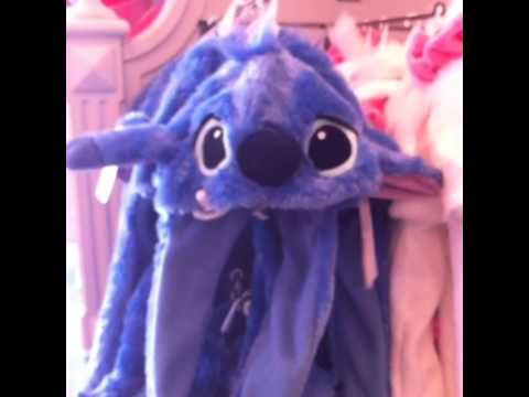 Bonnet Stitch , Lilo et Stitch , Disneyland Paris , aout 2014