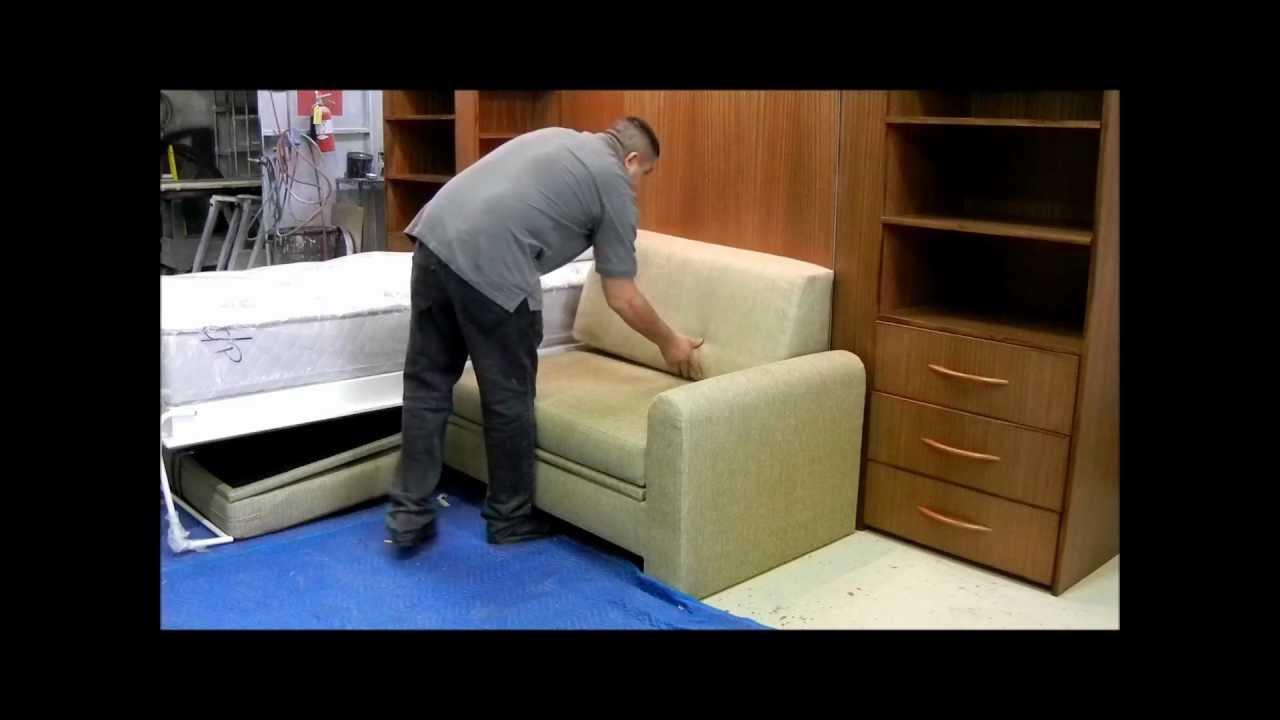 hawaiian king is two twin murphy youtube. Black Bedroom Furniture Sets. Home Design Ideas