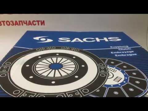 Комплект сцепления Sachs 3000951003 Niva Chevrolet