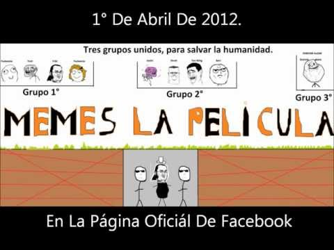 Memes La Película, Trailer 2012.