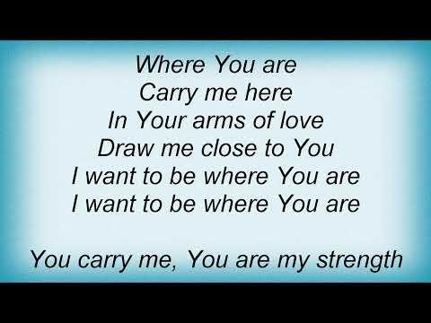 Hillsong - Carry Me Lyrics