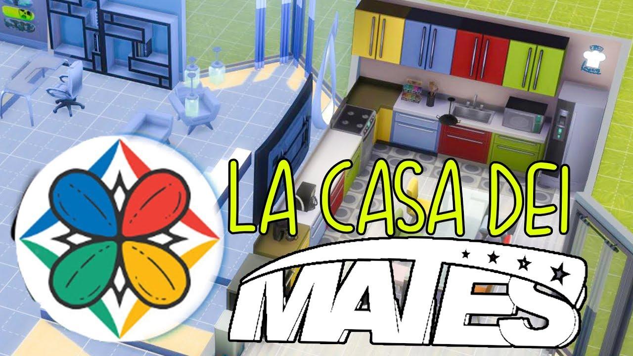 Thesims Sabato Sera In Live La Casa Dei Mates