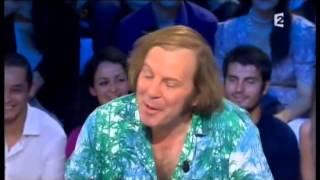Philippe Katerine - On n'est pas couché 9 octobre 2010 #ONPC