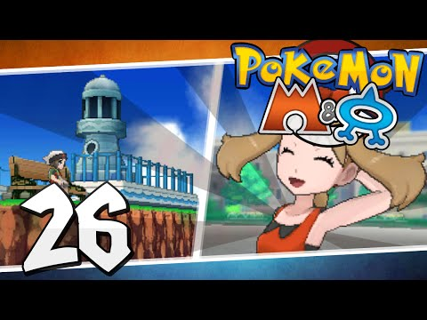 Pokémon Omega Ruby and Alpha Sapphire - Episode 26   Lilycove City!