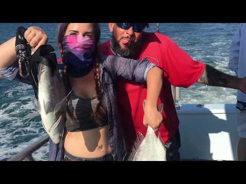 Awesome fishing aboard the Reward Fishing Fleet!!