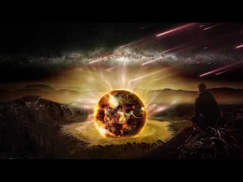 """The sphere"" – scifi landscape | Photoshop speedart tutorial"