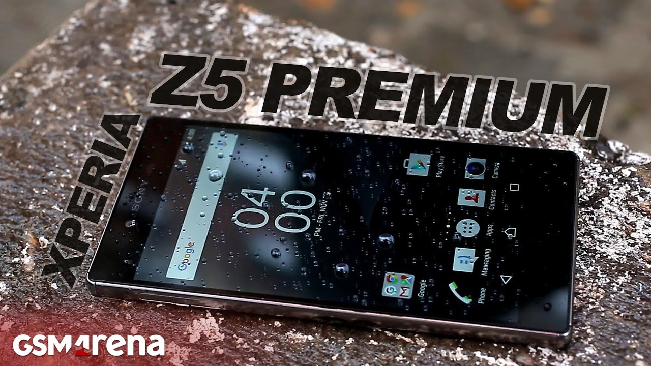 Sony Xperia Z5 Premium - Full phone specifications