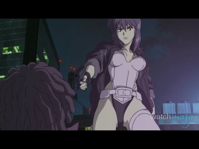 Top 10 Science Fiction Anime Shows