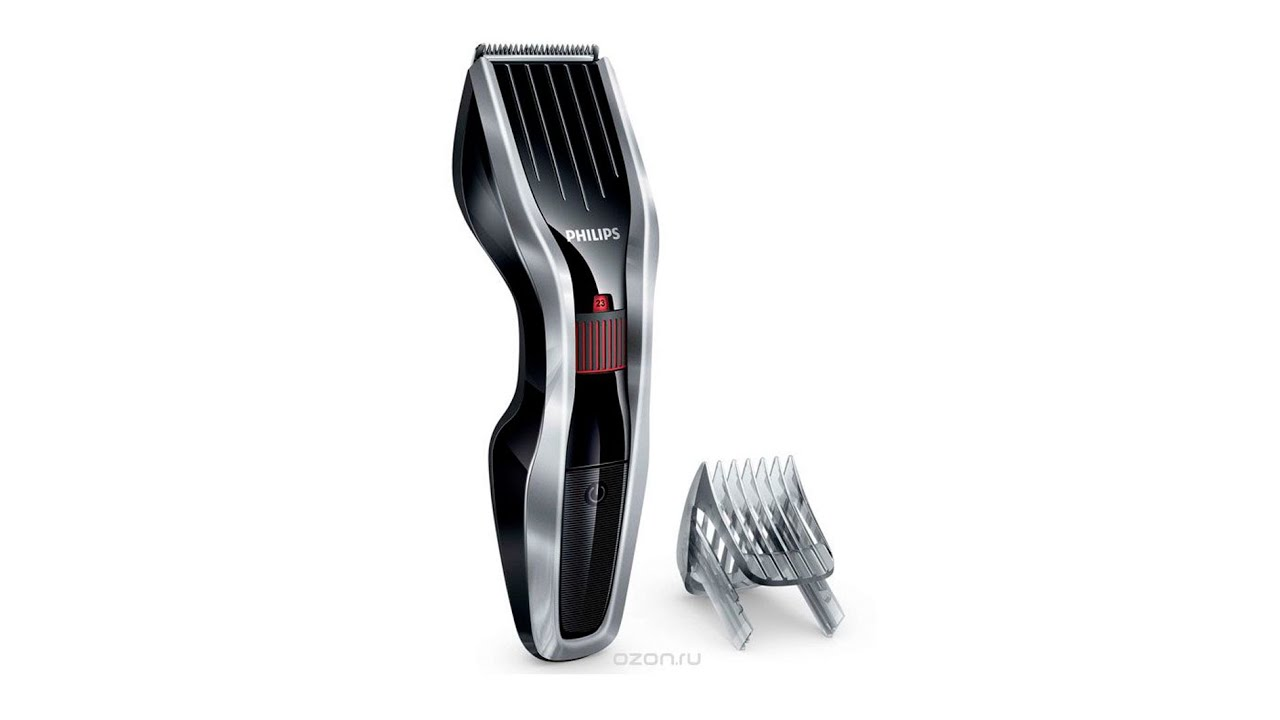 Hairclipper Philips HC5440 15 - YouTube 047b72caca1