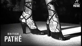 Paris Applauds Latest Fashion Craze (1949)