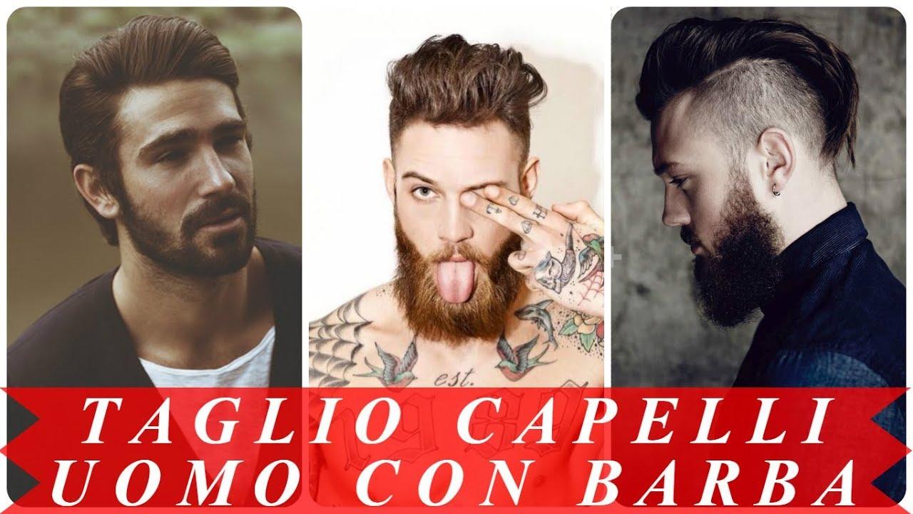 Taglio Uomo Matrimonio 2018 : Modelli di taglio capelli uomo con barba youtube