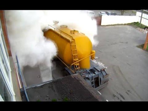 Как сделать дымовуху из муки