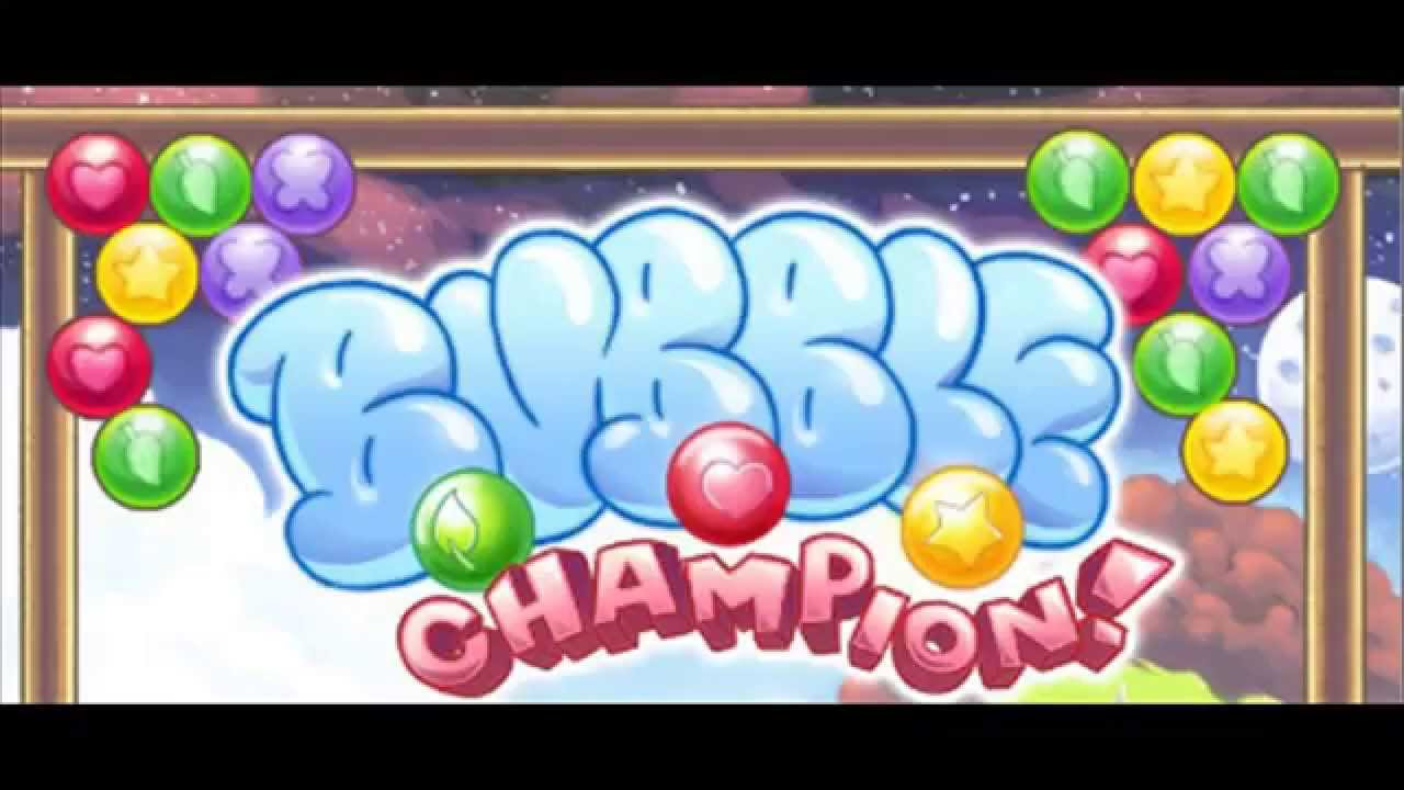 Bubble Champion offline game for iPhone & iPad 2018