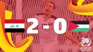 Video Gol Pertandingan Iraq vs Palestine