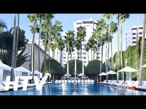 Hotel Delano South Beach en Miami Beach