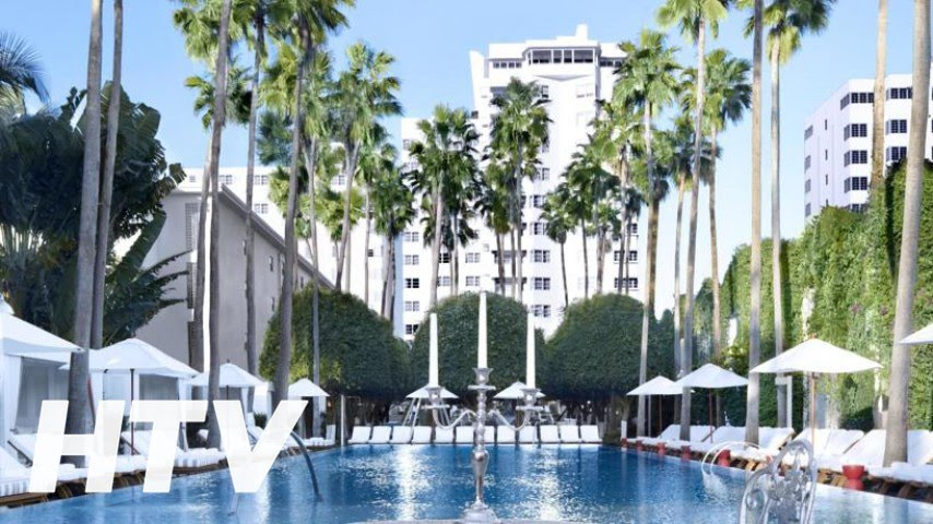 Hotel Delano South Beach En Miami