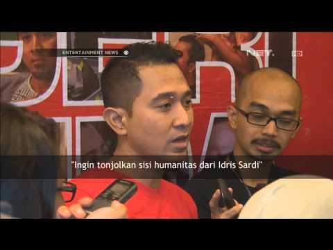 Lukman Sardi SIapkan Film Biografi Idris Sardi