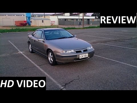 1996 Opel Calibra V6 Review