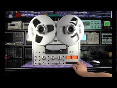 Revox PR99 reel to reel recorder