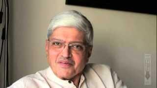 Gopalkrishna Gandhi on Lit for Life 2013