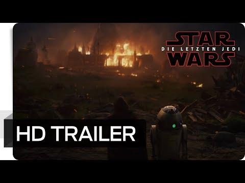 Star Wars: Die letzten Jedi - Offizieller Trailer (Deutsch | German)
