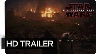 Star Wars: Die letzten Jedi - Offizieller Trailer (Deutsch | German) thumbnail