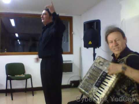 Homenaje Dr Luis Carlos Grajales en Pereira, Colombia. Tango