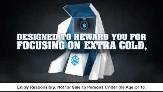 Castle Lite Extra Cold Mind Reader
