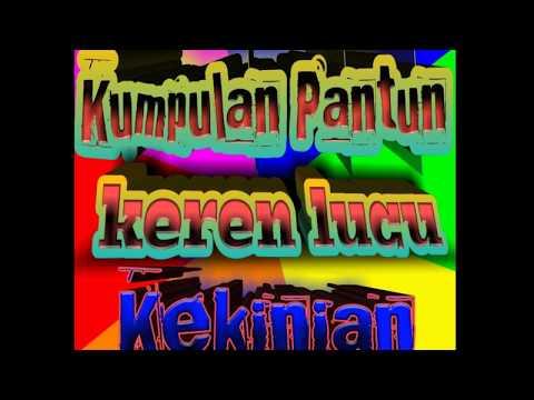 Kata-kata Pantun Gom<br><iframe title=