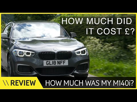 How Much Did My BMW M140i Cost? PCP vs PCH vs HP