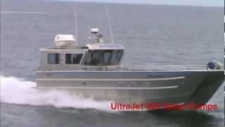 Armstrong Marine 40' Catamaran
