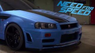 NEED FOR SPEED: Nissan Skyline R34 1000 hp Torque Build