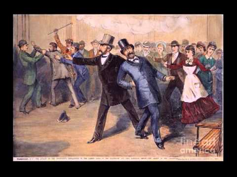 The Assassination of James A. Garfield