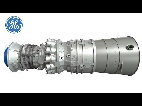 7HA Gas Turbine Product Video