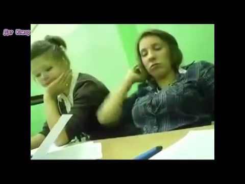 Студентки ночью видео