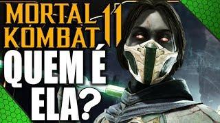 MORTAL KOMBAT 11 - OS SEGREDOS DA NOVA JADE!