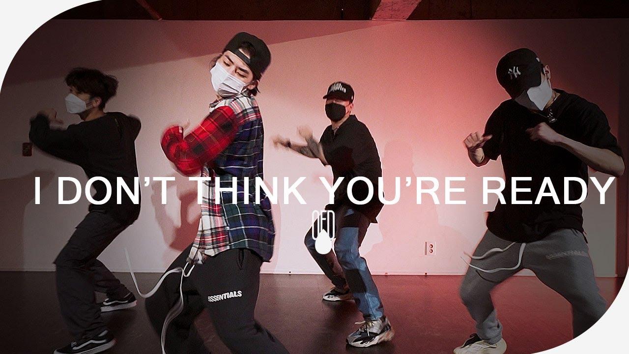 Tank - I Don't Think You're Ready l MINSEOK (Choreography)