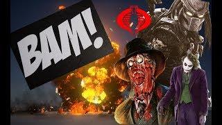 "September 2018 - BAM BOX ""Uncovered Box Mystery's ?"""