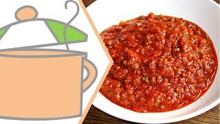 Corned Beef Stew (spaghetti Sauce)