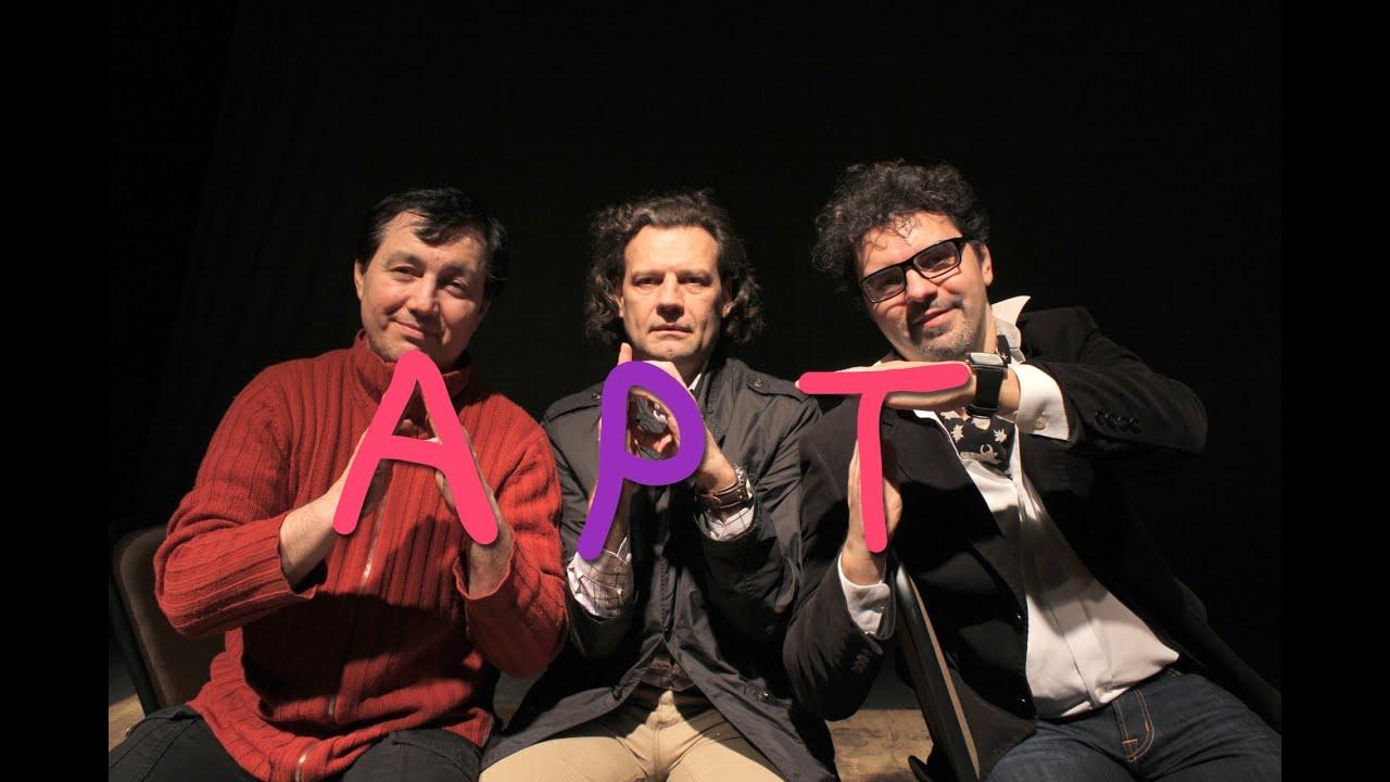 """Премьера спектакля """"АРТ"""" Ясмины Реза на сцене театра ФЭСТ в апреле 2014 года"""