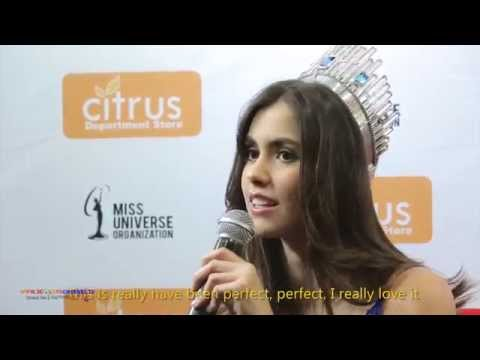 MEET AND GREAT MISS UNIVERSE 2014