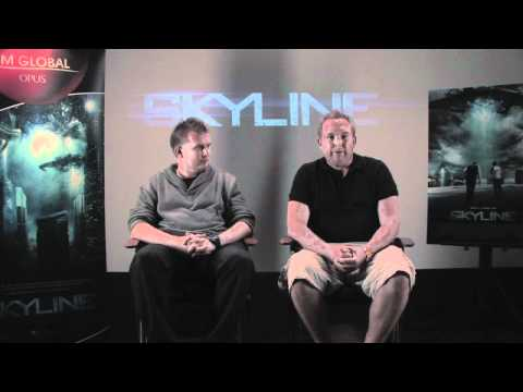 Brothers Strause Interview for Skyline