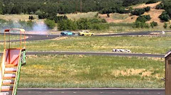 Medford Cruise 2015 -  DRIFTING event - Oregon