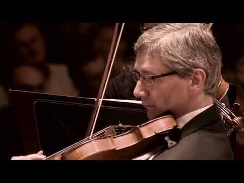Mahler: Symphony No. 4 - II. In gemächlicher Bewegung, ohne Hast // RLPO / Vasily Petrenko