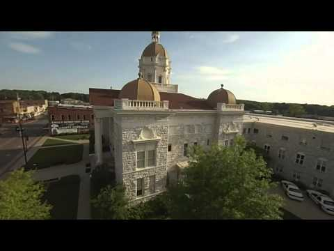 Shelby County Courthouse - Columbiana, Alabama