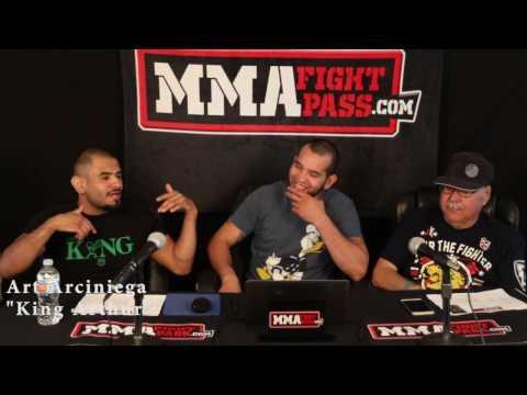 MMA FIGHT PASS PODCAST – Ep.6 Sergio Quinones Host