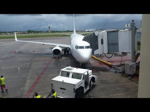 Caribbean Airlines 461 Trinidad to Guyana *Full Flight* [HD]