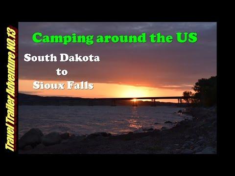 Camping around the U.S. Missouri River
