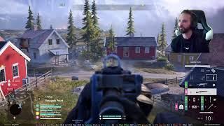 Battlefield 5: Battle Royale - Firestorm