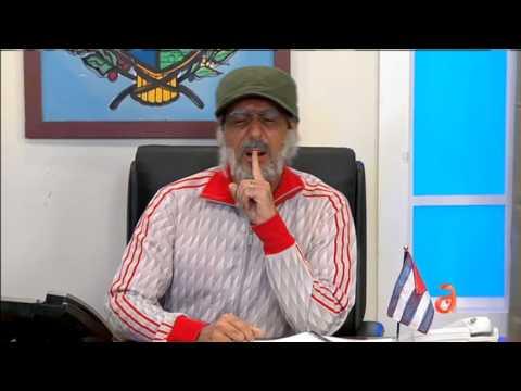 El Noticiero De La Televisión Cuba: Fidel Sale En Televisión - América TeVé